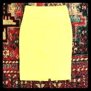 Limited Ultra High Waist Pencil Skirt